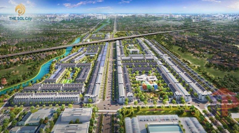 Sức sống mới nhìn từ các đô thị vệ tinh của TP.HCM