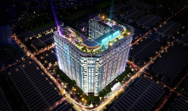 Mua bán căn hộ GS Nhà Be năm 2020