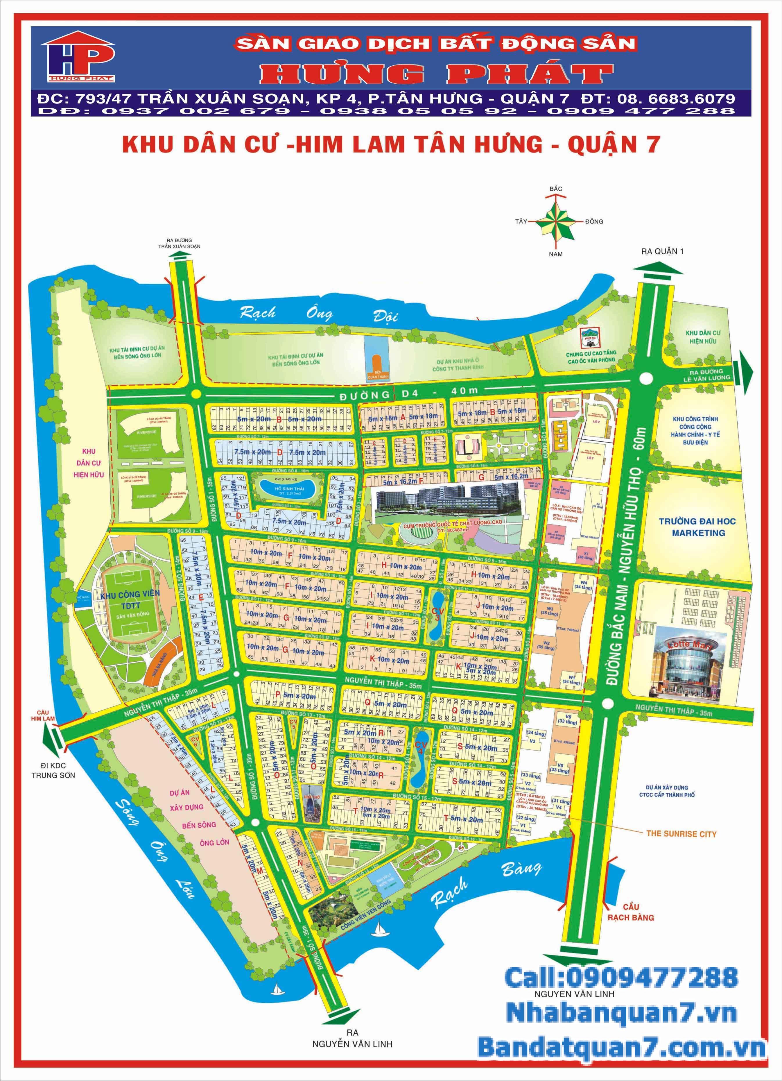 Bán đất biệt thự Him Lam, diện tích 387.5m2, giá 33 tỷ, rẻ hơn thị trường 5 tỷ, LH 0909477288