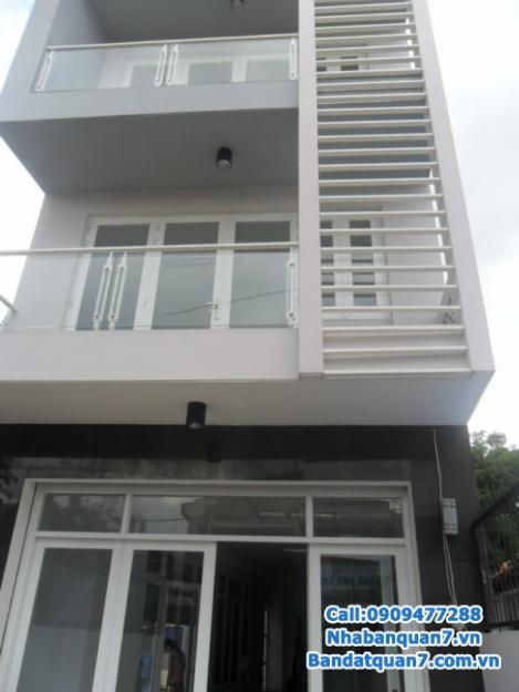 Bán nhà đẹp MT đường 16m KDC An Phú Hưng - Tân Quy Đông, p.Tân Phong, Q7