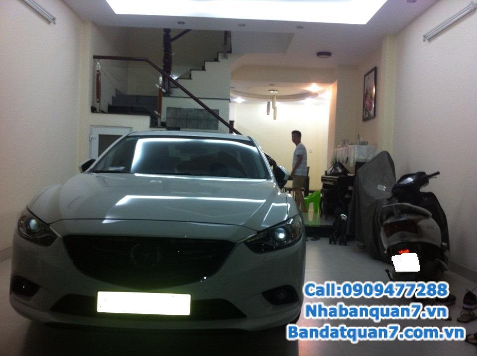 Nhà 5x13m hướng đông hẻm xe hơi khu Kiều Đàm, giá 4,2 tỷ LH 0909477288