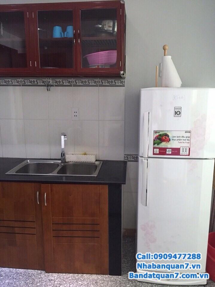 Cho thuê nhà ở nguyên căn khu dân cư An Phú Hưng - Tân Quy Đông Q.7