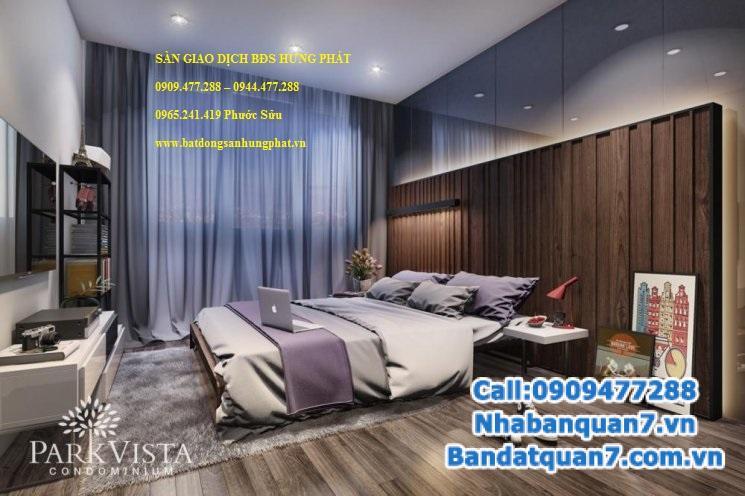 Cần bán căn hộ Park Vista, Nguyễn Hữu Thọ, Phước Kiểng, Nhà Bè giá 1.339.500.000Đ