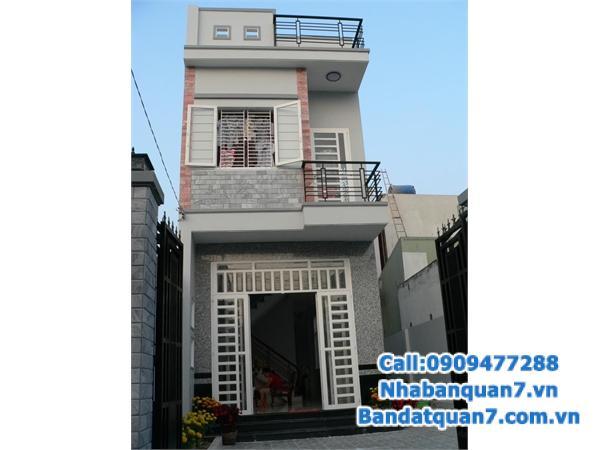 Bán căn shop kinh doanh KDC Him Lam mặt tiền đường 35m và 40m