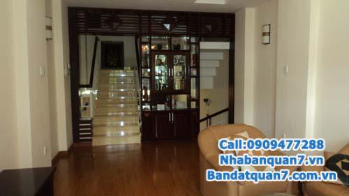 Bán nhà hẻm 60 Lâm Văn Bền, phường Tân Kiểng, Quận 7 DT: 5x28m, giá: 6 tỷ