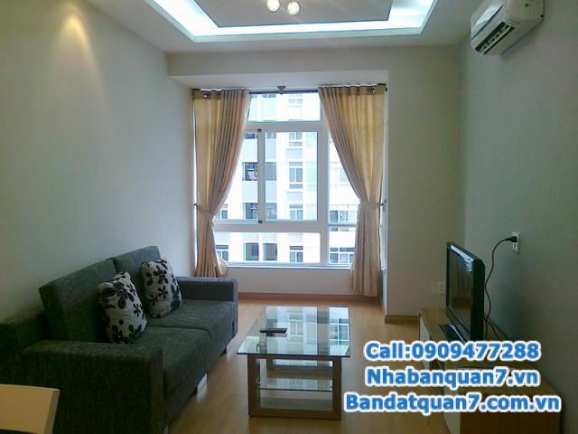Cần bán gấp căn hộ chung cư cao cấp Hoàng Anh 2 mặt tiền đường Trần Xuân Soạn,