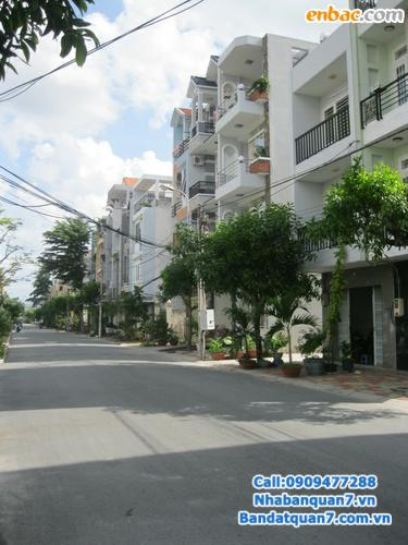 Nhà mới đẹp dt: 5x16m, 3 lầu, dt 4x19m 3 lầu, KDC An Phú Hưng, vị trí đẹp view công viên, cần bán