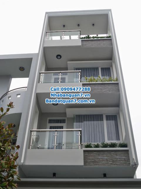 Cần bán 2 lô đất KDC An Phú Hưng,p.Tân phong,quận 7.