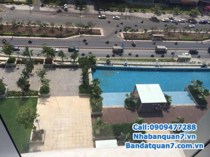 Cần bán CHCC Sunrise City North Tower, MT Ng Hữu Thọ, Tân Hưng, Q7, DT 123,29m2, 3 PN