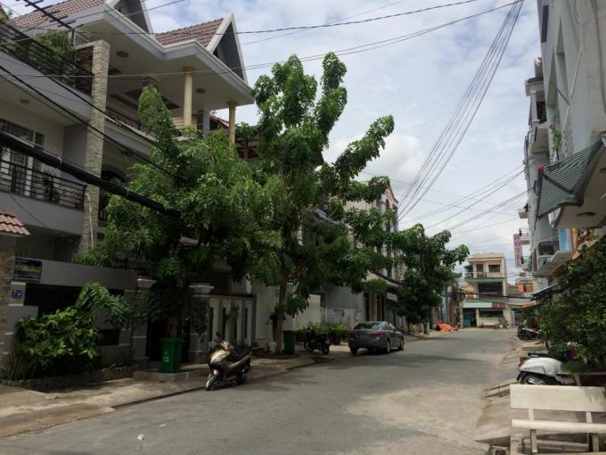 Biệt thự 2 mặt tiền C2 Đường 66, KDC Tân Quy Đông, P.Tân Phong, Q.7