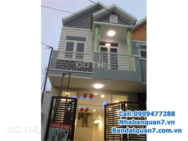 Kẹt tiền cần bán nhà 2 mặt tiền trước sau diện tích 4x29m khu Kiều Đàm