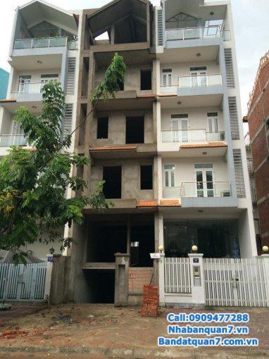 Bán nhà khu An Phú Hưng p Tân Phong, q7