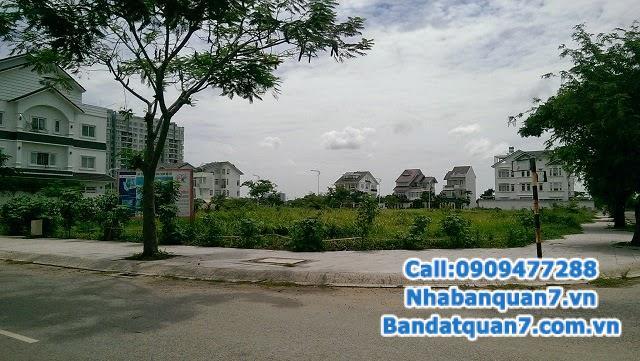 Bán đất Kiều Đàm - Tân Hưng, Q7, DT 10x27m, giá 43tr/m2
