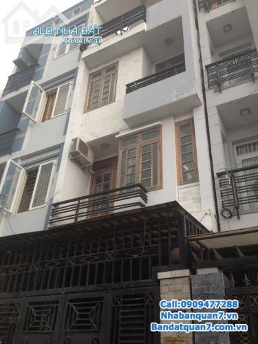Bán nhà quận 7 ngay Ngã 4 Nguyễn Thị Thập và Nguyễn Văn Linh