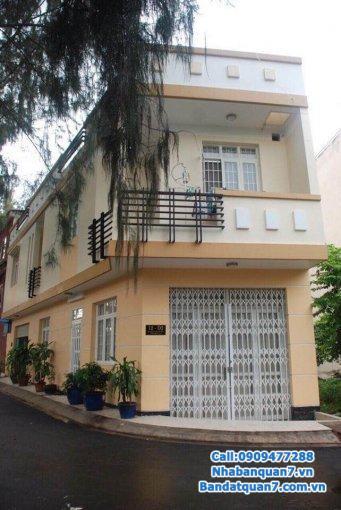 Bán nhà mặt tiền đường số, căn ngay góc đường 37 và Lâm Văn Bền, Quận 7