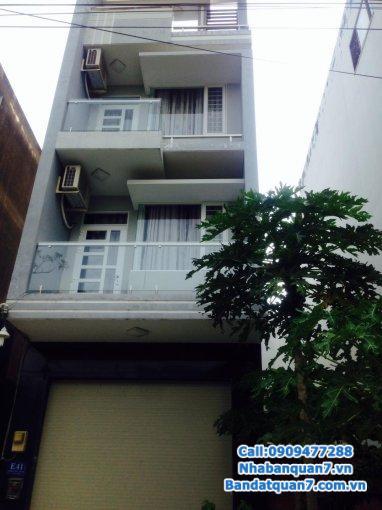 Cần bán nhà hẻm gấp 645/52A Trần Xuân Soạn, Phường Tân Hưng, Quận 7