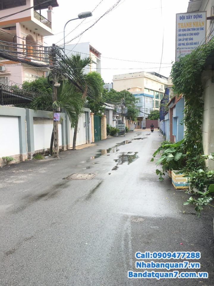 Bán nhà hẻm 793 Trần Xuân Soạn, diện tích 120m2, giá 7.5 tỷ, LH 0909477288