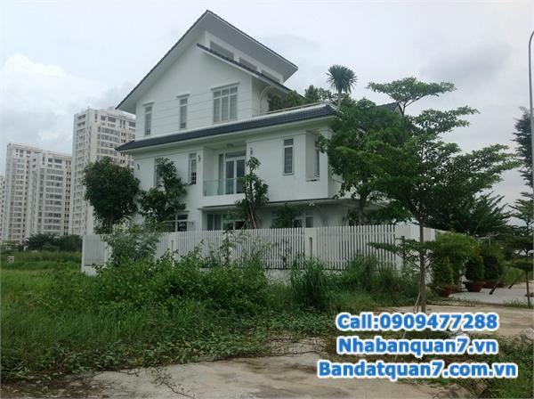 Cần bán đất KDC Ven Sông P. Tân Phong, Q7