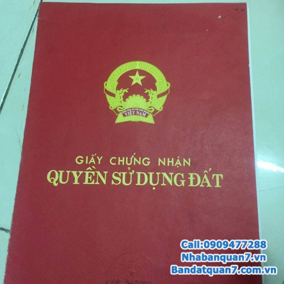 Bán đất 4x19 An Phú Hưng, 5.8 tỷ, diện tích 4x19m, LH  0909477288