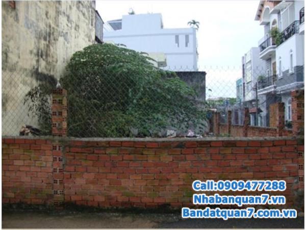 Bán đất nền Phú Xuân-Vạn Phát Hưng, Nhà Bè, 10.5tr/m2