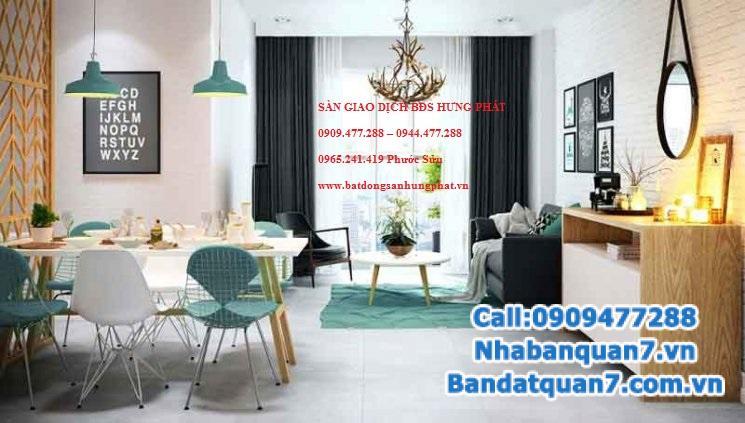 Bán căn hộ dự án Millennium (132 Bến Vân Đồn Q4) - 0918.089.169.