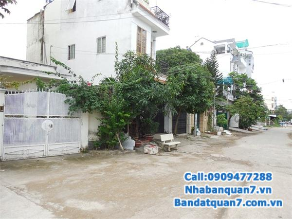 Cần bán gấp nhà phố hẻm 3,5m đường Trần Xuân Soạn, P. Tân Hưng, Q7.