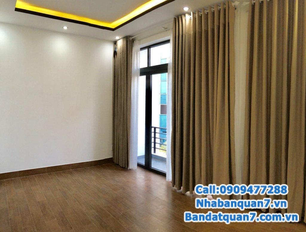 Bán nhà hẻm xe hơi số 344 Huỳnh Tấn Phát, P.Bình Thuận Q.7