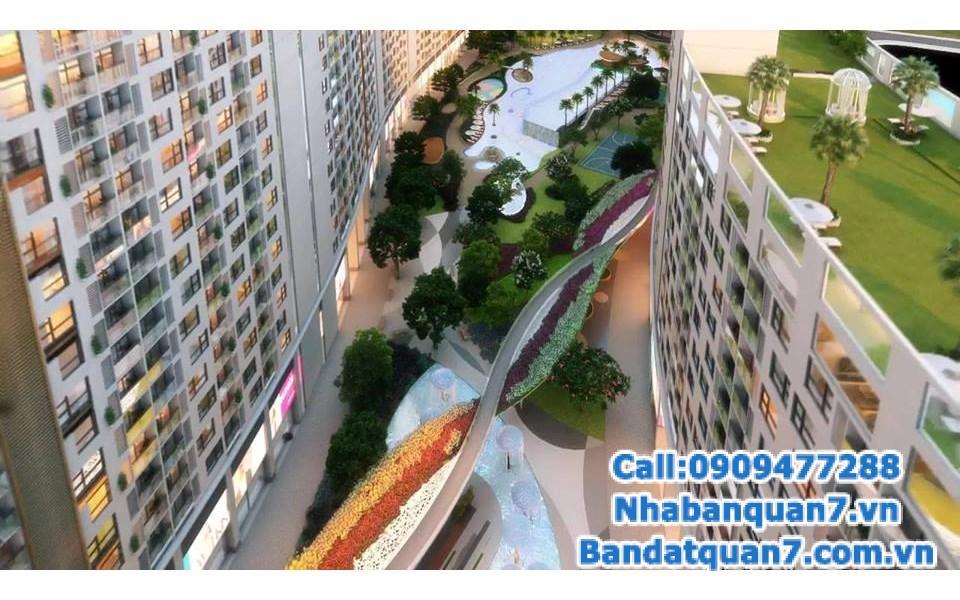 Mở bán căn hộ River City, đẳng cấp quốc tế, dự án đẹp nhất nước Việt Nam, quận 7