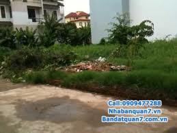 Bán đất khu Him Lam quận 7, diện tích 5x20m, giá 77 triệu/m2, LH 0909477288
