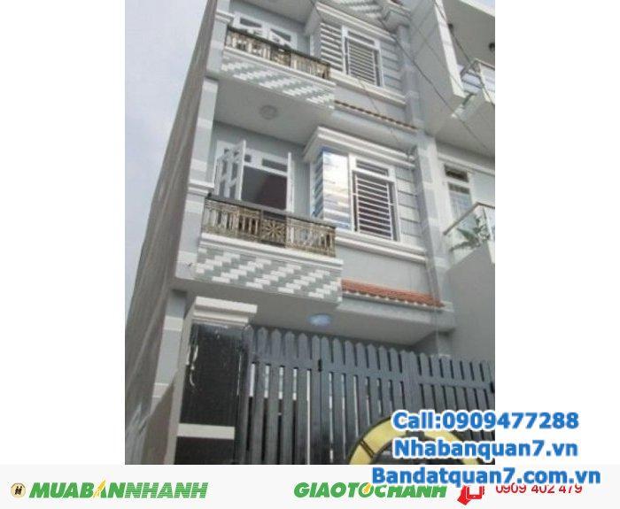 Cho thuê hoặc bán nhà Đường Số , Phường Tân Phú, Quận 7