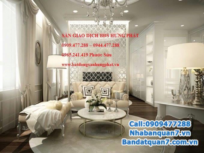 Mở bán căn hộ cao cấp Nam Sài Gòn, giá từ 19tr - 22tr.