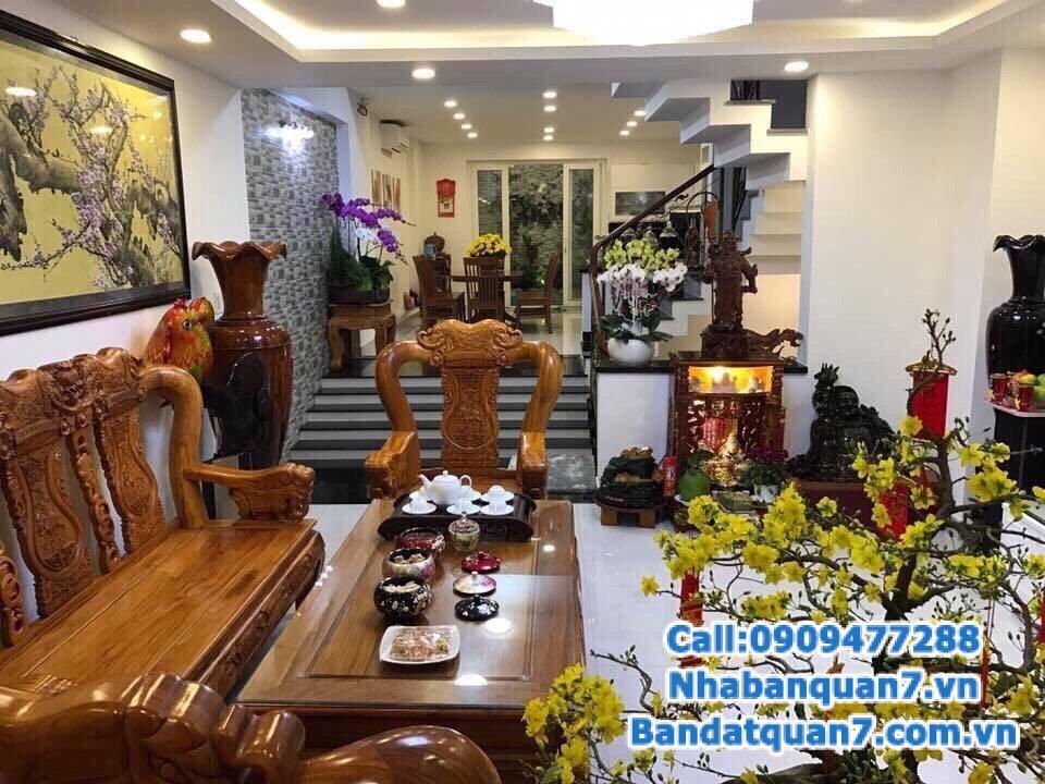 Bán nhà Nguyễn văn Linh Quận 7