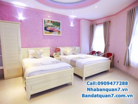 Bán khách sạn Trung Sơn, hướng tây tứ trạch