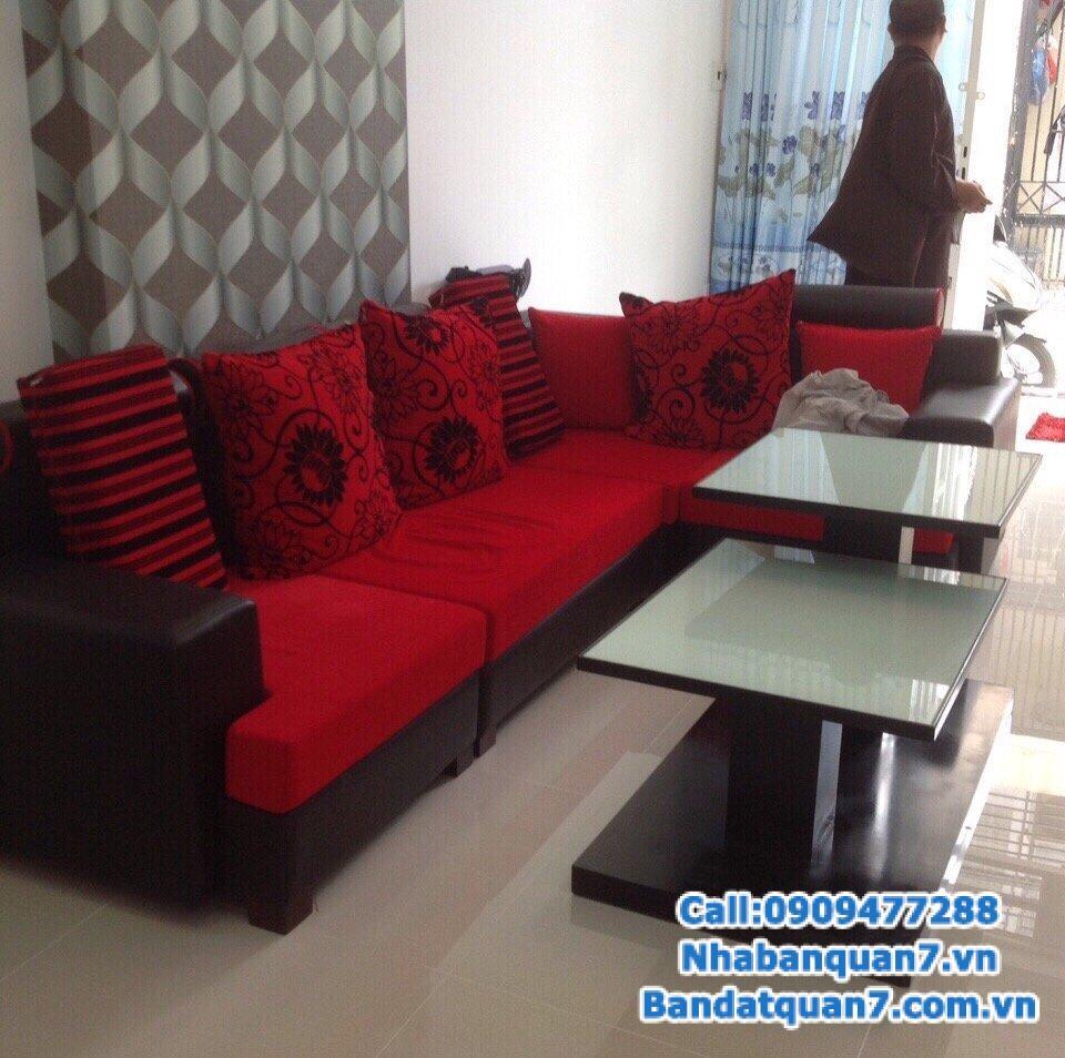 Bán Nhà mặt tiền Lý Phục Man P Bình Thuận Quận 7