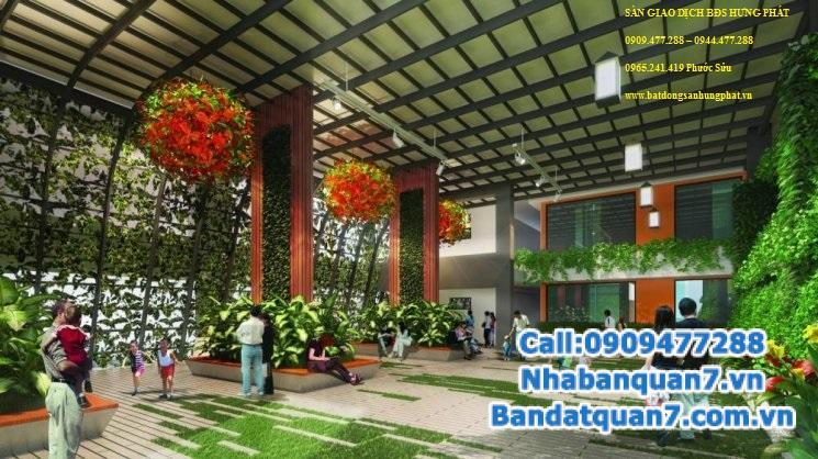 CC cần bán căn hộ Dragon Hill 2 - Nam Sài Gòn tầng cao, view Phú Mỹ Hưng, 12 NH hỗ trợ vay LS 0%