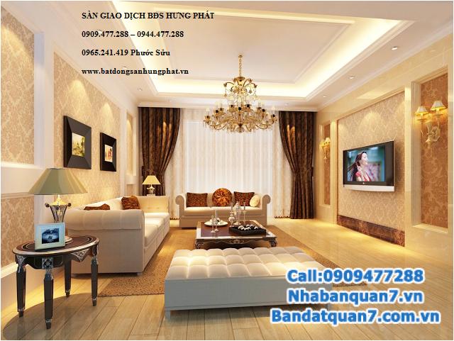 Căn hộ MT Nguyễn Hữu Thọ chỉ 20tr/m2 (VAT) nội thất hoàn thiện