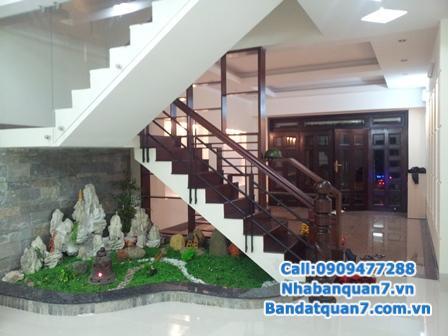 Bán nhà U64 khu dân cư An Phú Hưng - phường Tân Phong, quận 7, DT 4x18m hướng đông nam