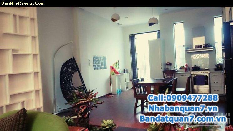 Cần bán gấp căn nhà cấp 4 hẻm Lâm Văn Bền, P.Bình Thuận, Q.7
