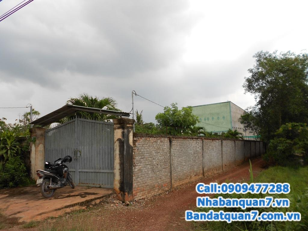 Chính chủ cần tiền nên bán gấp lô đất dự án Sadeco Phước Kiển giá 30tr/m2