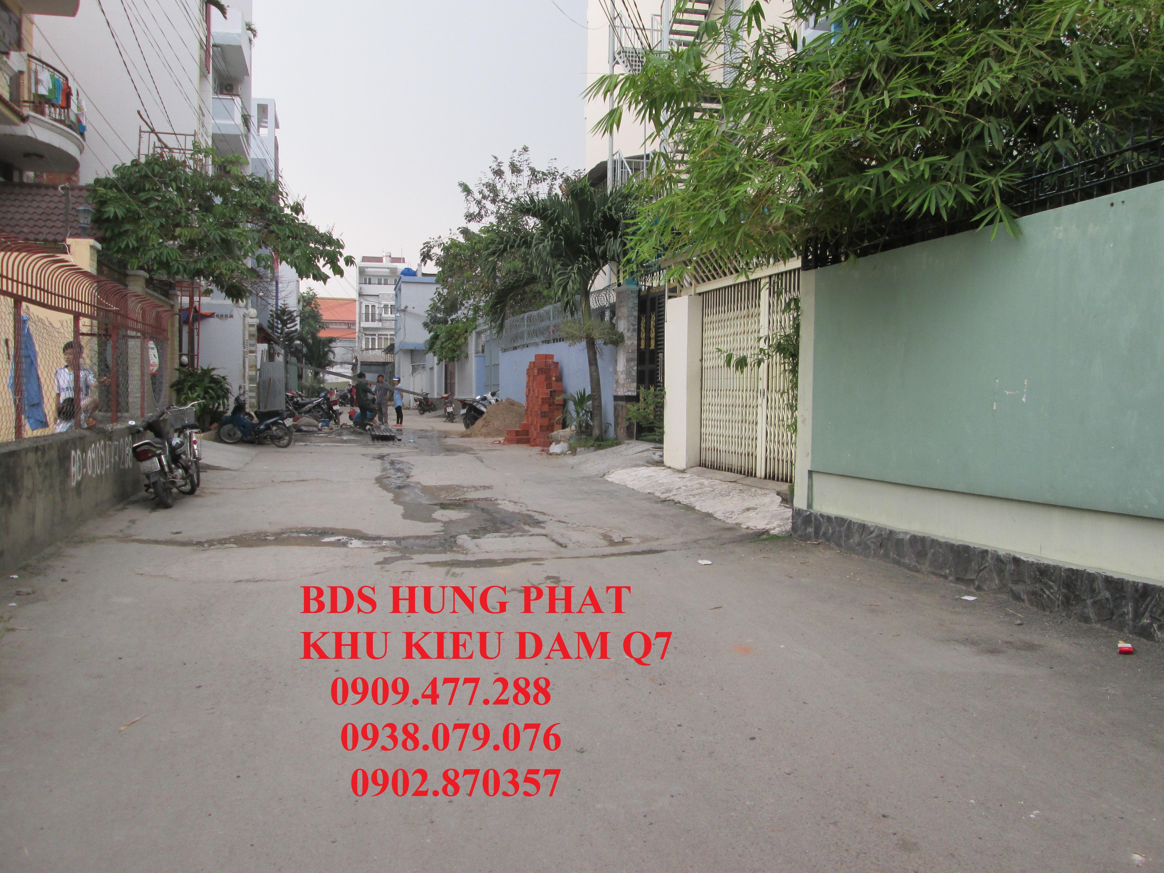 Bán nhà 793/28 khu Kiều Đàm, P.Tân Hưng, Q.7, DT 3,1mx9m, nhà 1 trệt và 1 lầu