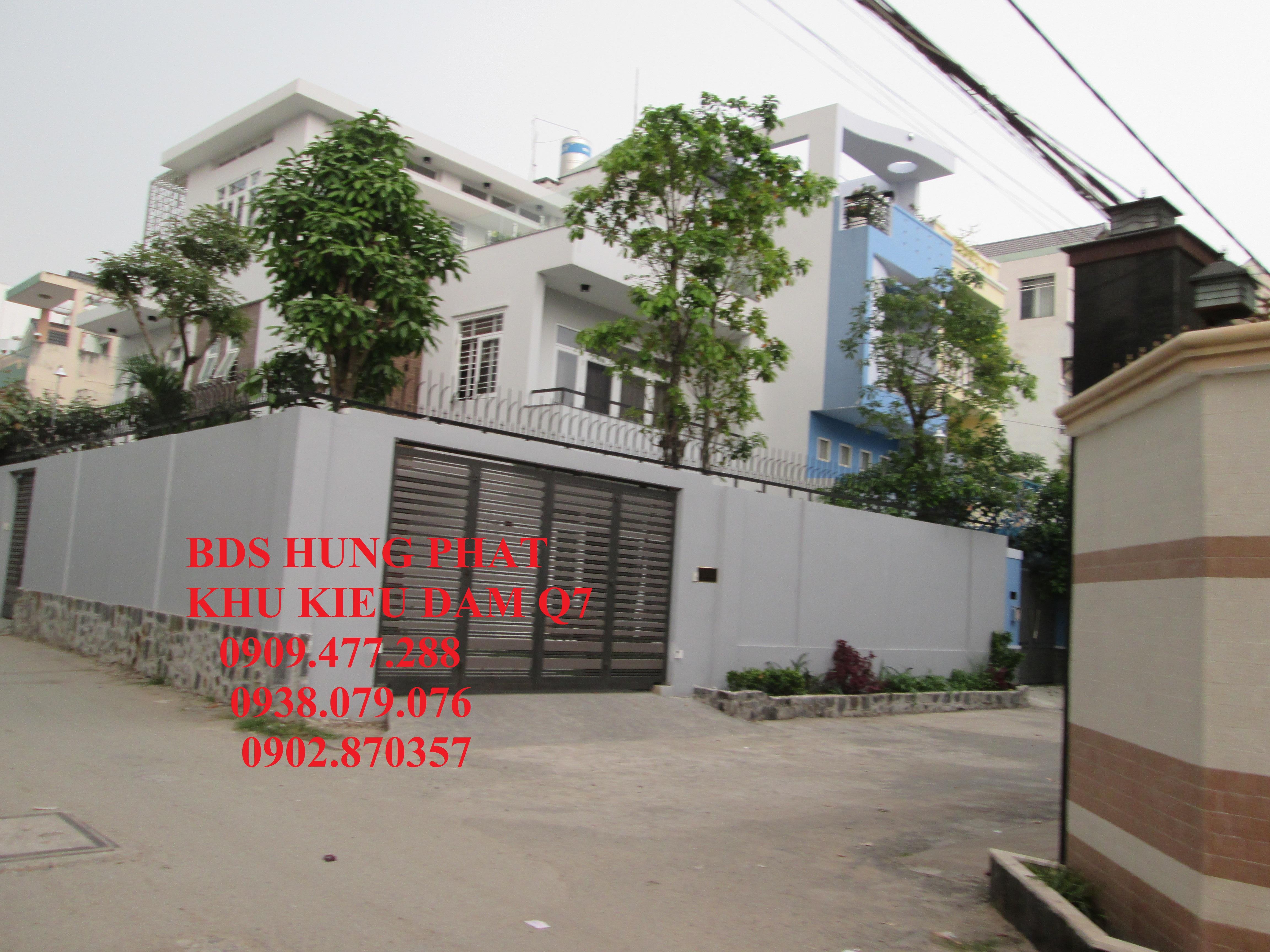 Bán đất khu dân cư kim sơn quận 7, lô A102, diện tích 5m x 20m, hướng Tây, giá bán 102 tr/m2