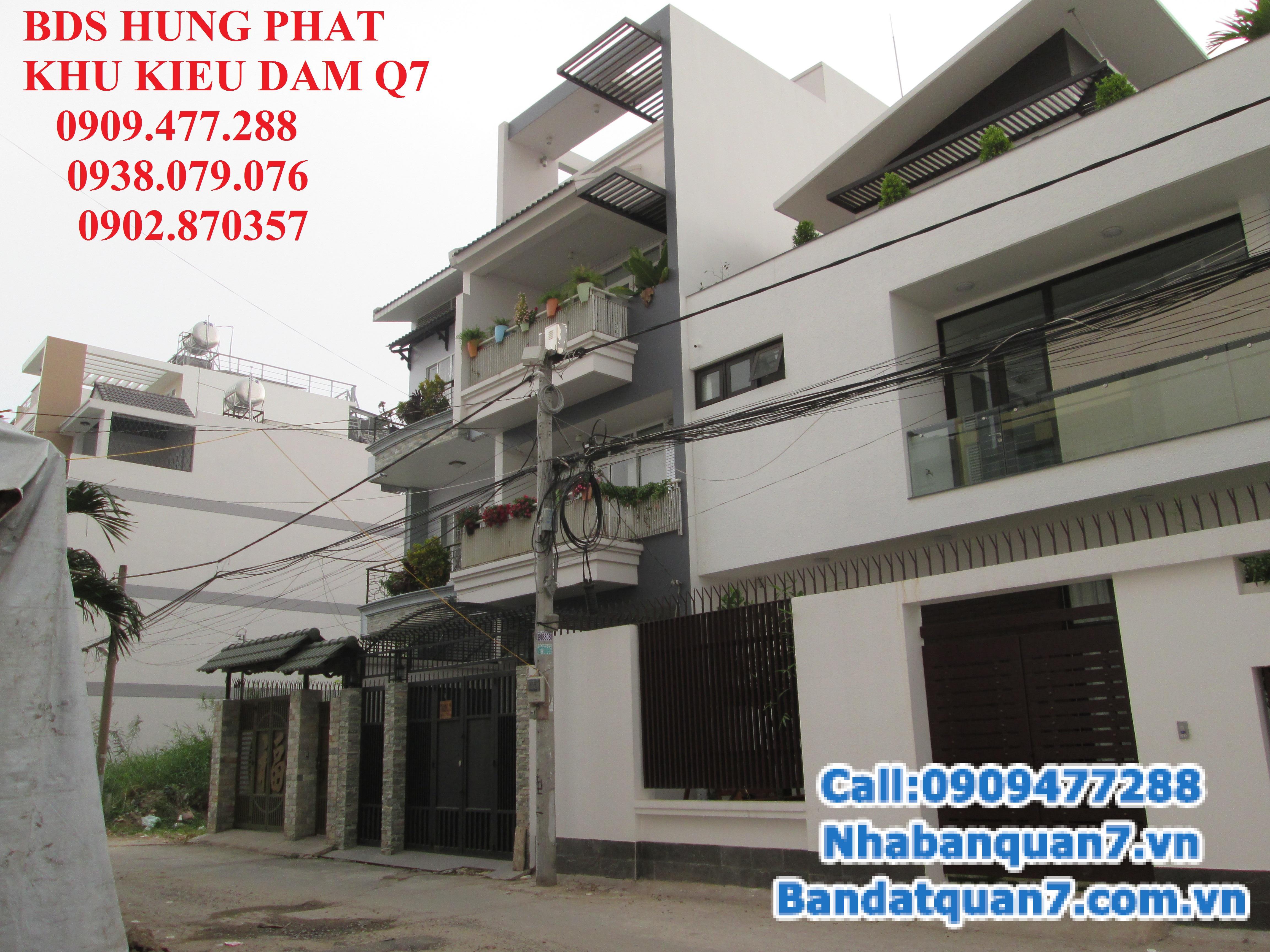 HOT - Bán nhà khu Kiều Đàm, Phường Tân Hưng, Quận 7, diện tích 3,1x9m, trệt lầu giá cực rẻ.