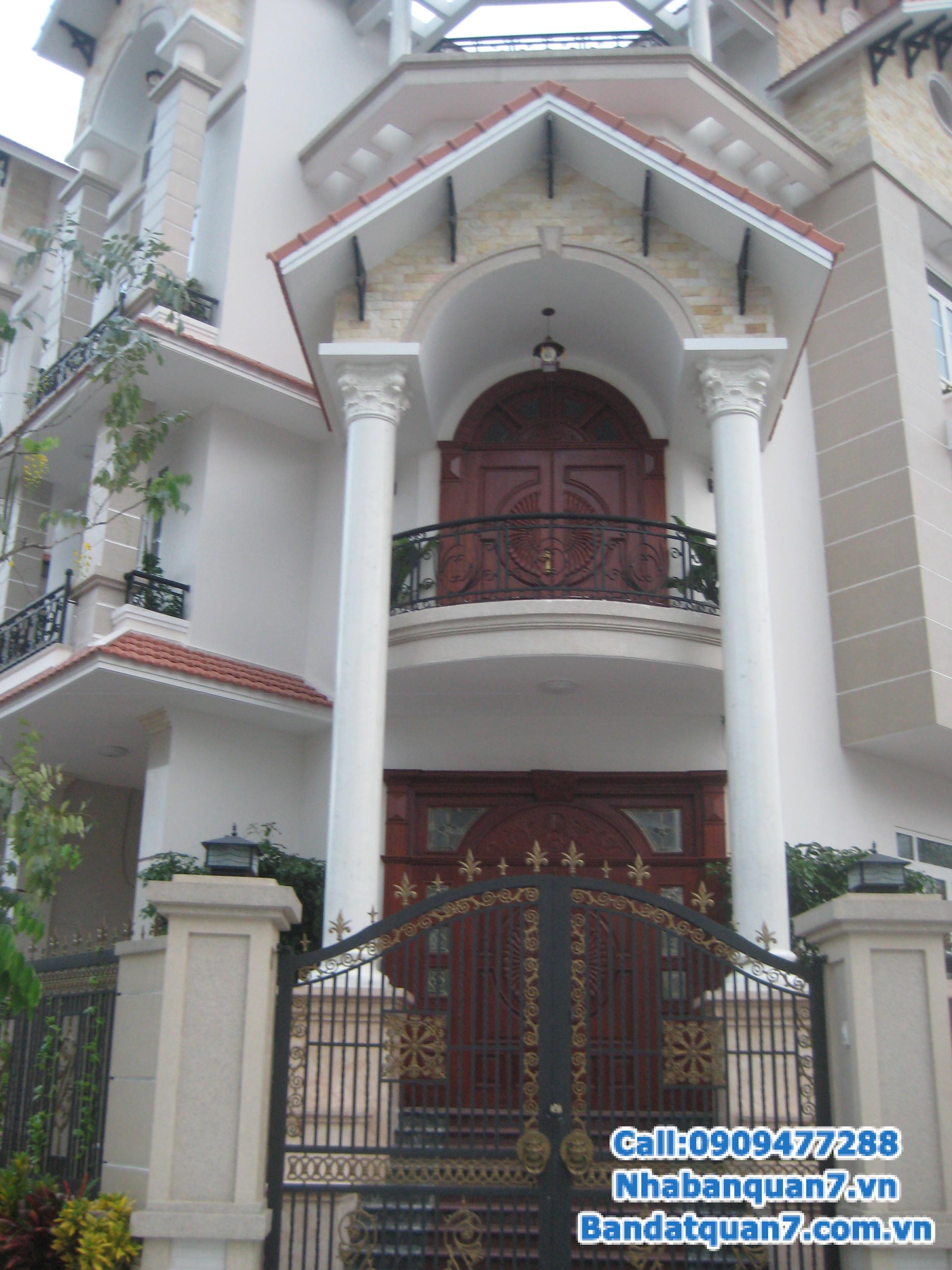Bán 1 trong 2 căn nhà thuộc khu dân cư Him Lam Kênh Tẻ Phường Tân Hưng, Quận 7 vị trí đẹp
