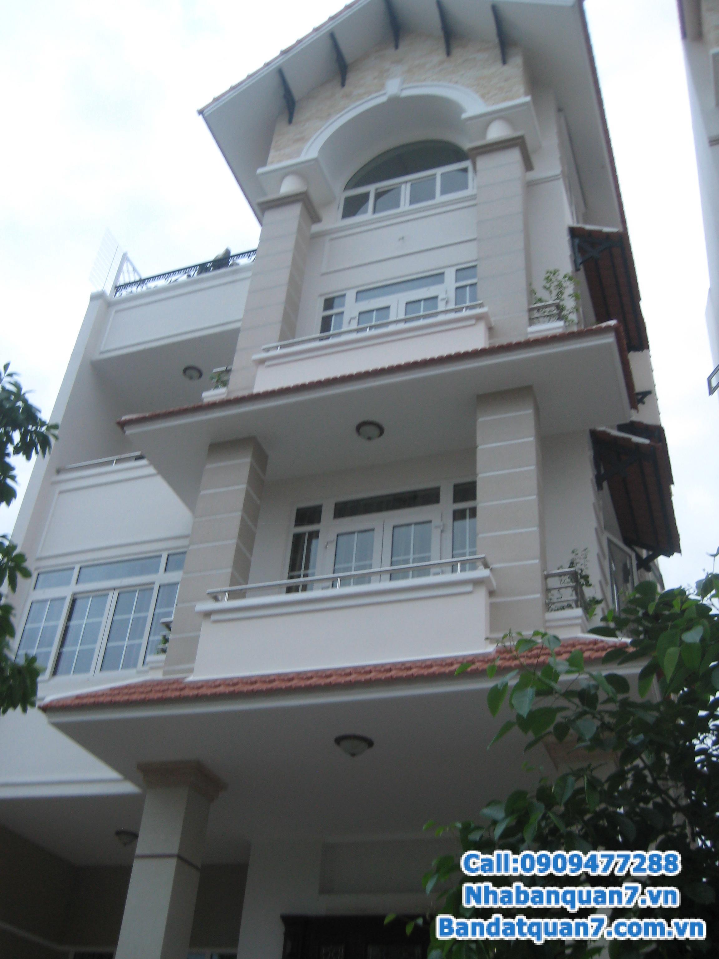 Cần bán gấp căn biệt thự Him Lam Kênh Tẻ - DT 10 x 20m - giấy tờ đầy đủ - 16 tỷ 2 (giá tốt trên thị trường)