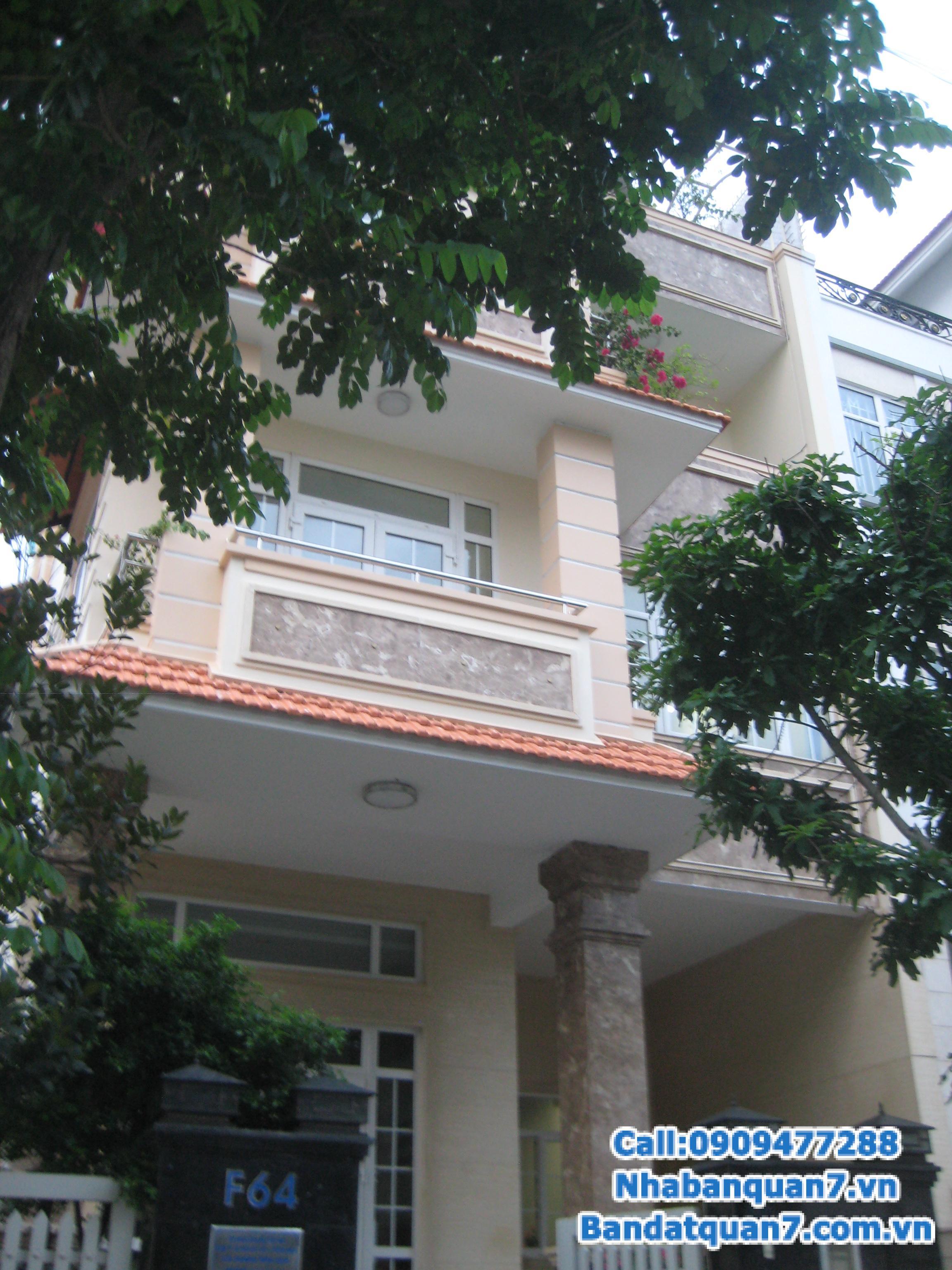 Bán nhà Đường số 7 khu Trung Sơn, huyện Bình Chánh