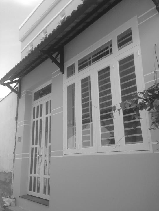 Bán nhà nhỏ quận 7 hẽm đường Nguyễn Văn Quỳ, F. Phú Thuận
