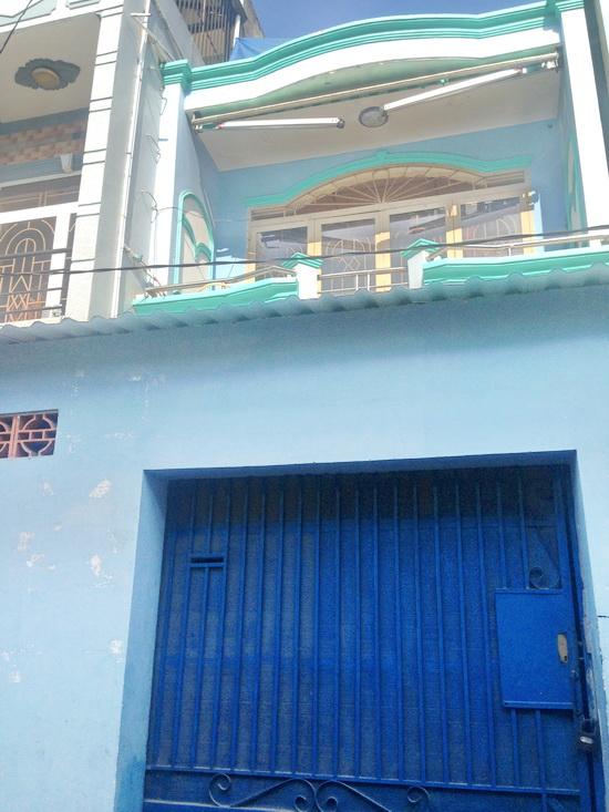 Bán nhà 1 lầu hẻm 3m đường Nguyễn Văn Quỳ P. Phú Thuận, Quận 7