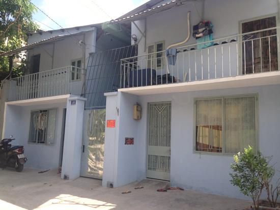 Bán gấp dãy phòng trọ mặt tiền đường số 45 P. Bình Thuận Quận 7