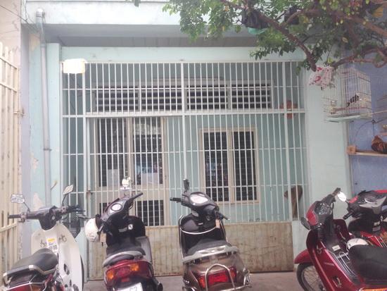 Bán gấp nhà cấp 4 mặt tiền đường số 3 P. Tân Phú Quận 7