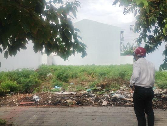 Bán gấp lô đất dự án Savimex, đối diện chợ Phú Thuận, đường Huỳnh Tấn Phát quận 7